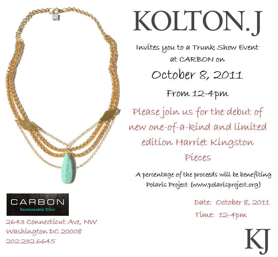 KOLTON.J Trunk Show Invite 10.8.11[1]