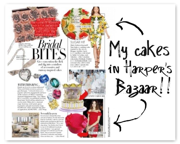 harpers bazaar page