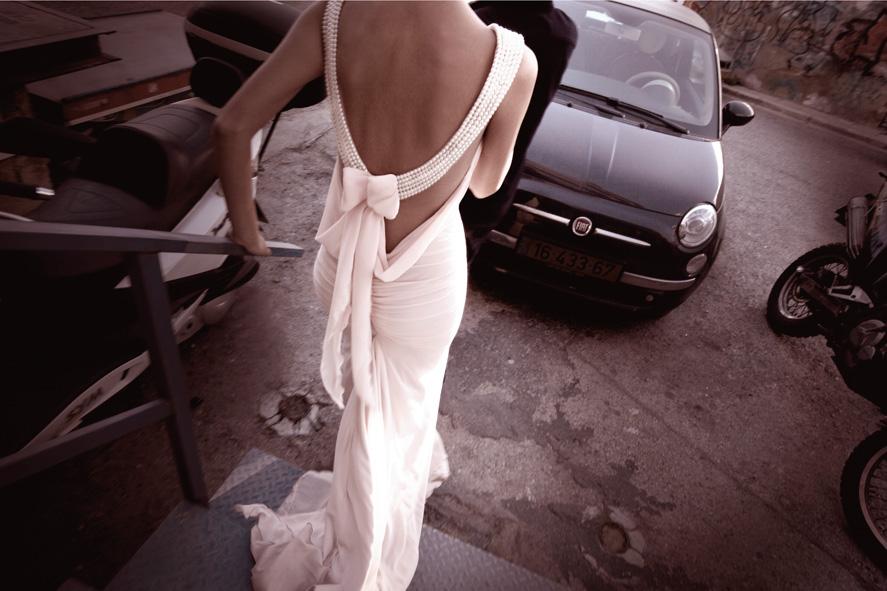 Inbal Dror 2012 summer wedding dresses 2