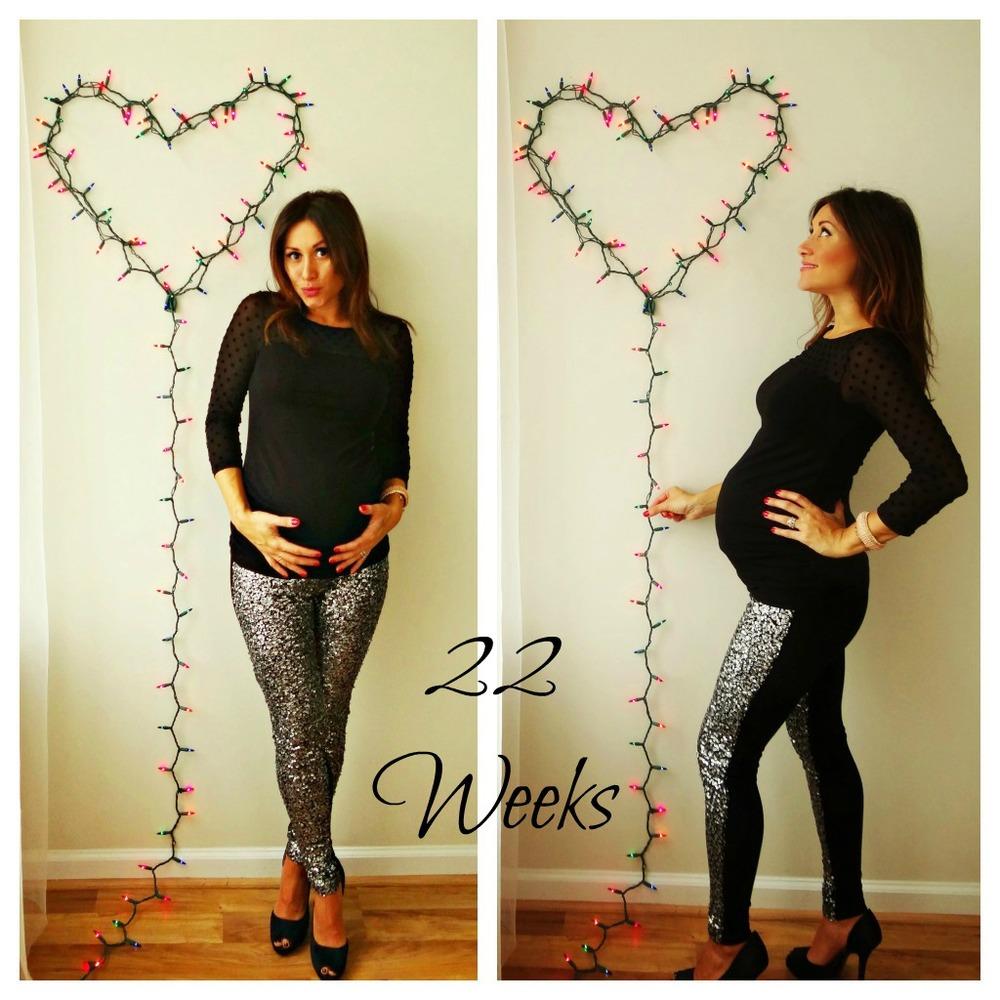22 weeks prego