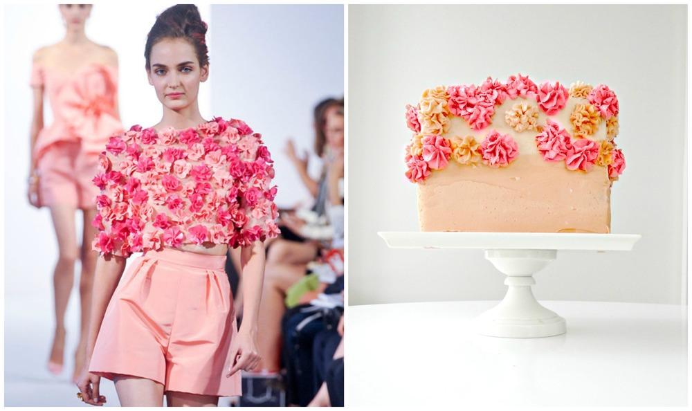 cake de la renta