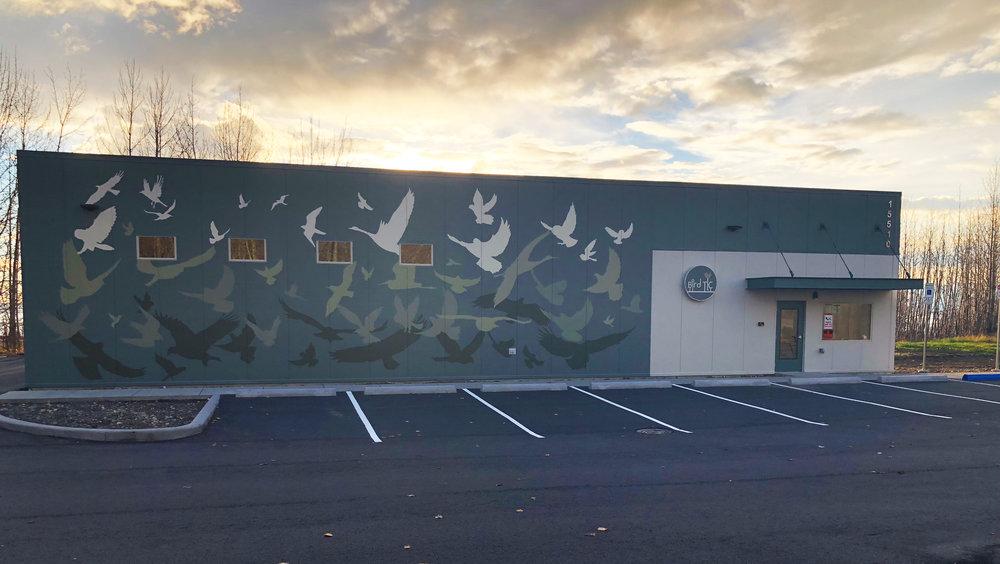 Bird TLC's Dr. James Scott Avian Rehabilitation Clinic