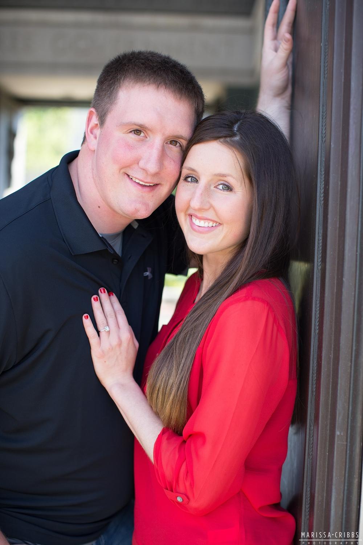 Lawrence Kansas Engagement Photographer