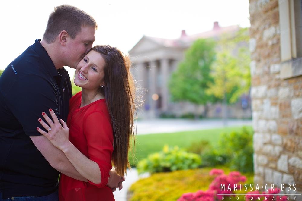 Kansas Engagement Photographer