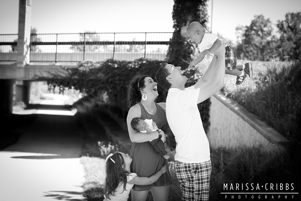 KC Family Photography | Marissa Cribbs Photography