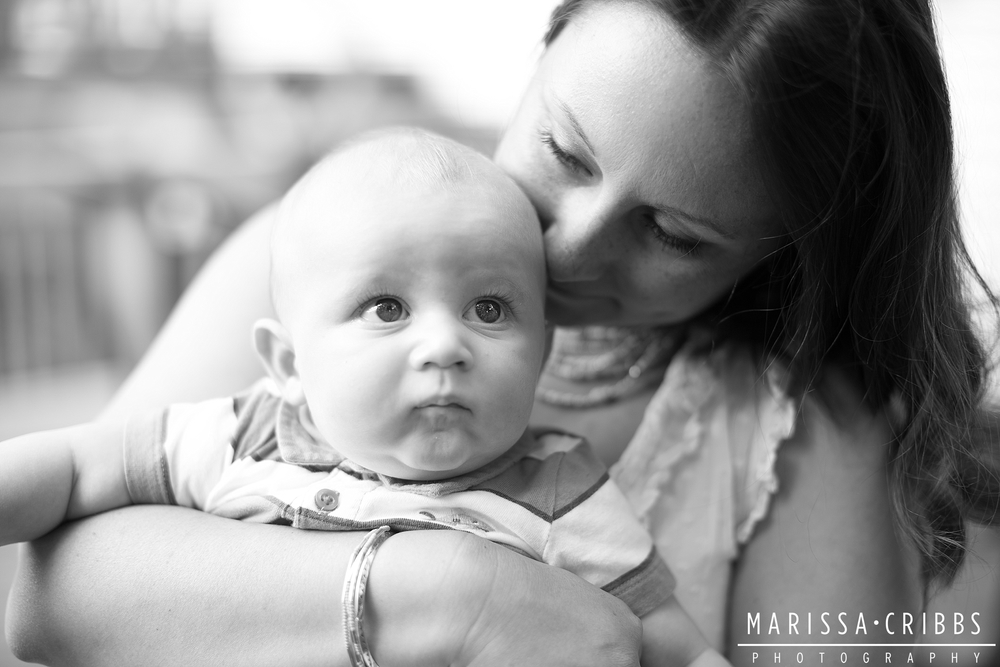 Kansas City Baby Photographer | Marissa Cribbs Photography
