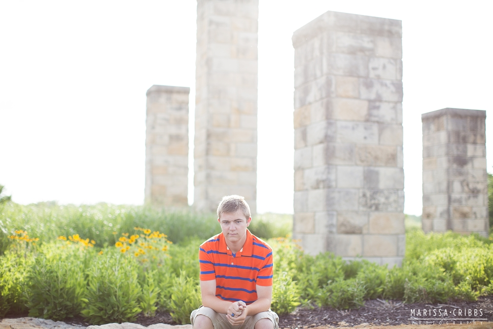 Olathe Senior Pictures | Marissa Cribbs Photography