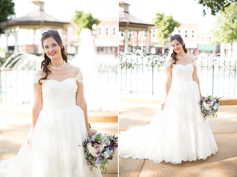 Marissa Cribbs Photography | Weddings | Town Square Paola
