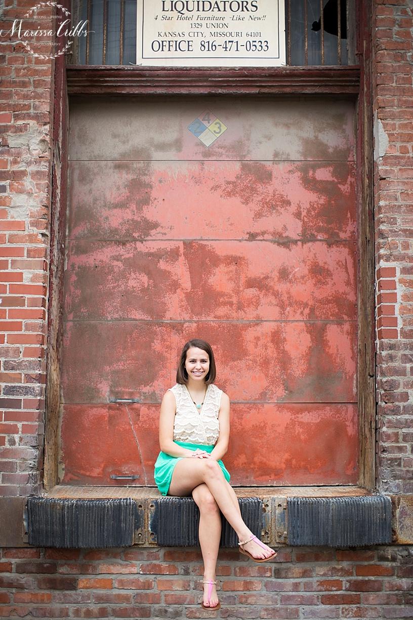Senior Pictures | Kansas City | Marissa Cribbs Photography