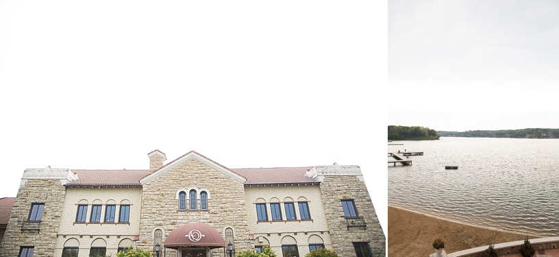 Lake Quivira Country Club Weddings