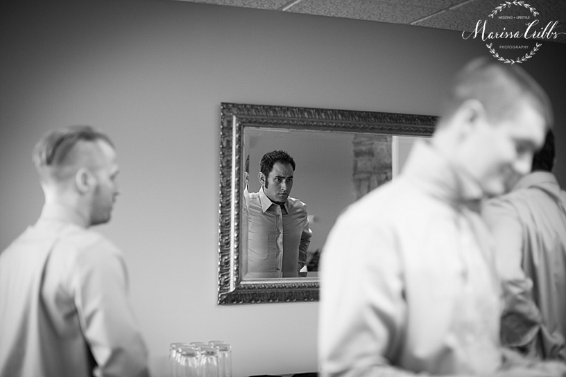 Groomsmen Pictures Getting Ready