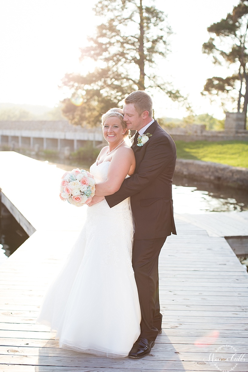 Lake Quivira Country Club Wedding