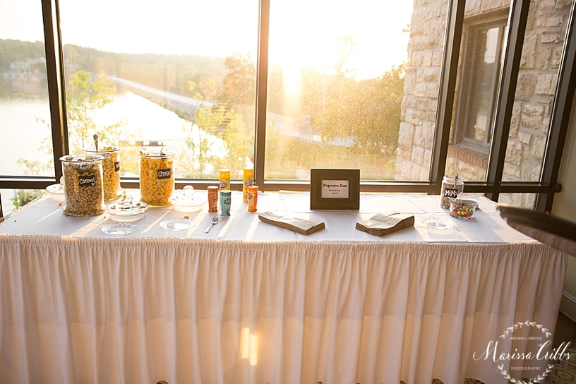 Wedding Reception Lake Quivira Country Club