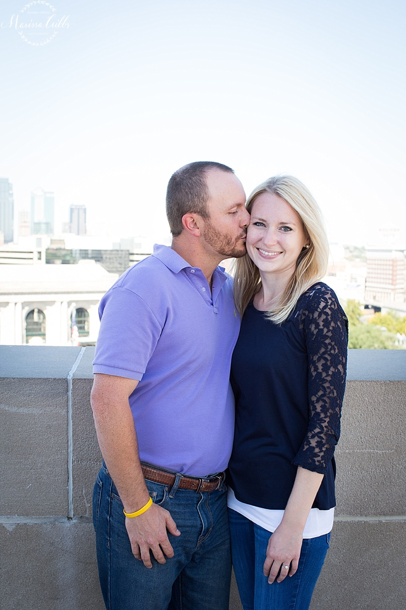 Liberty Memorial Engagement Photos