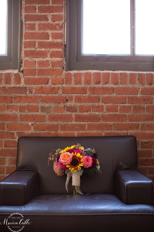 Bridal Bouquet | Marissa Cribbs Photography KC Wedding Photographer