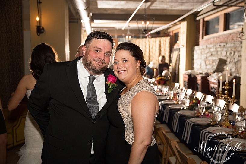 KC Wedding Reception | Cellar 222 | KC Wedding Photographer | Marissa Cribbs Photography