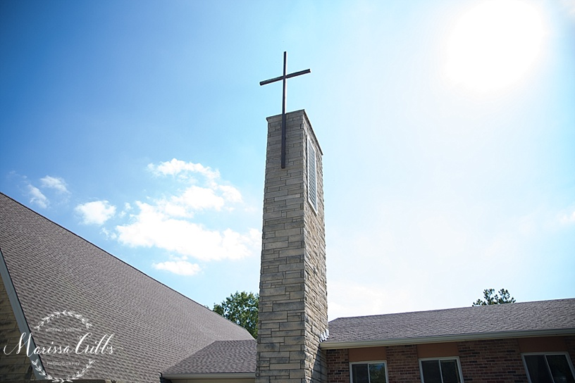 United Methodist Church | Tonganoxie, KS | Marissa Cribbs Photography