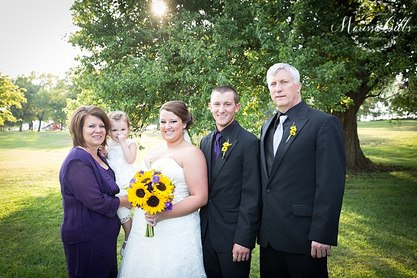 Bridal Party Pictures | KC Wedding Photographer | Marissa Cribbs Photography | Family Portraits | Family Photos