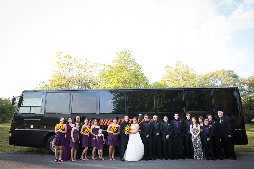 KC Night Train | Bridal Party Pictures | KC Wedding Photographer | Marissa Cribbs Photography | Family Portraits | Family Photos