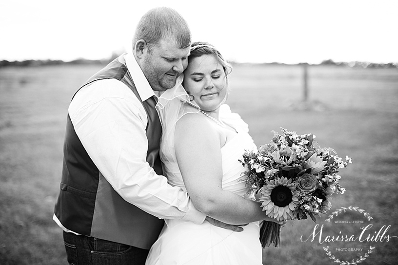 Bride and Groom Photos | Marissa Cribbs Photography