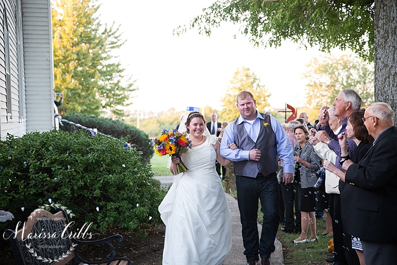 Clearfield United Methodist Church Weddings | Marissa Cribbs Photography