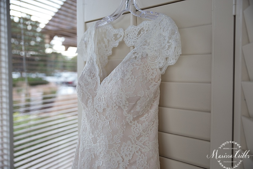 Bridal Gown | Altar Bridal | Deer Creek Golf Club | Marissa Cribbs Photography