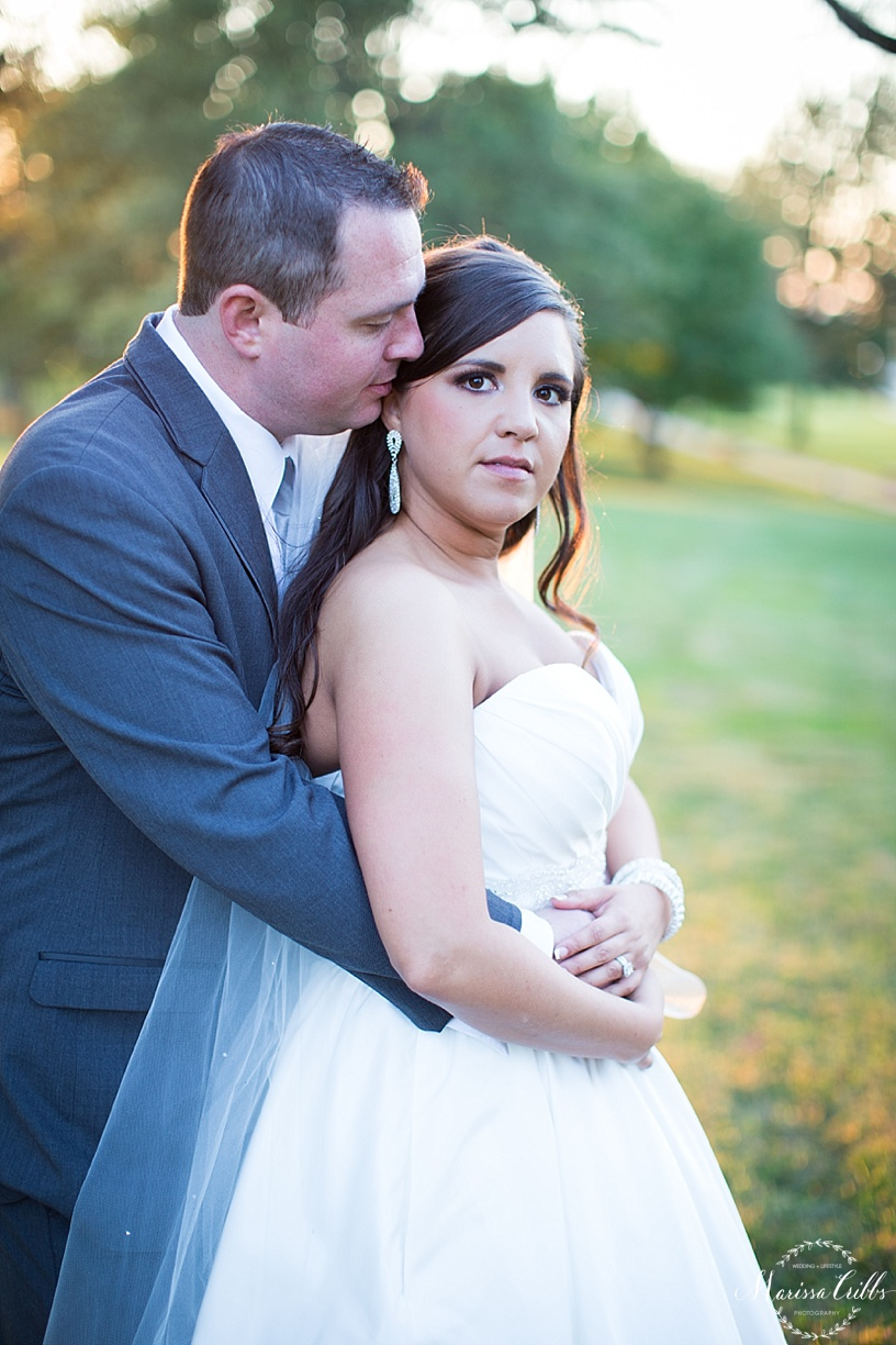 Bridal Portraits | KC Wedding Photographer | Marissa Cribbs Photography