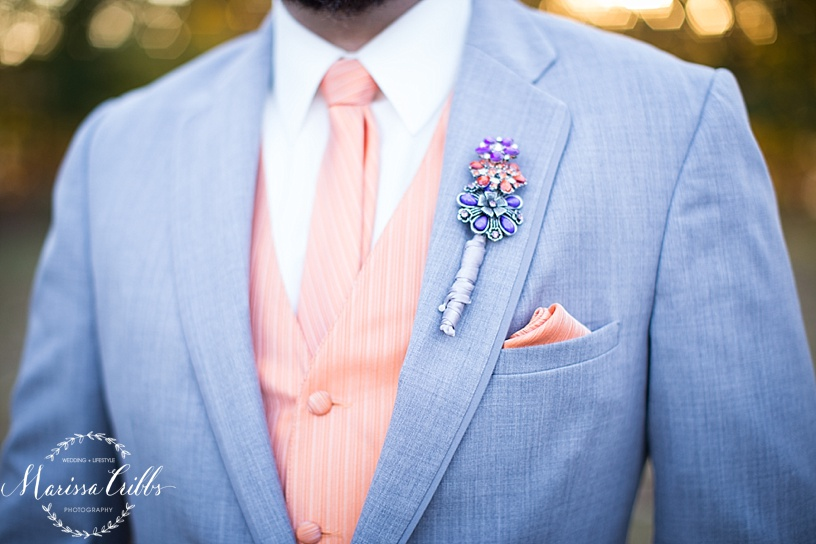 Groomsmen | KC Weddings | James P. Davis Hall