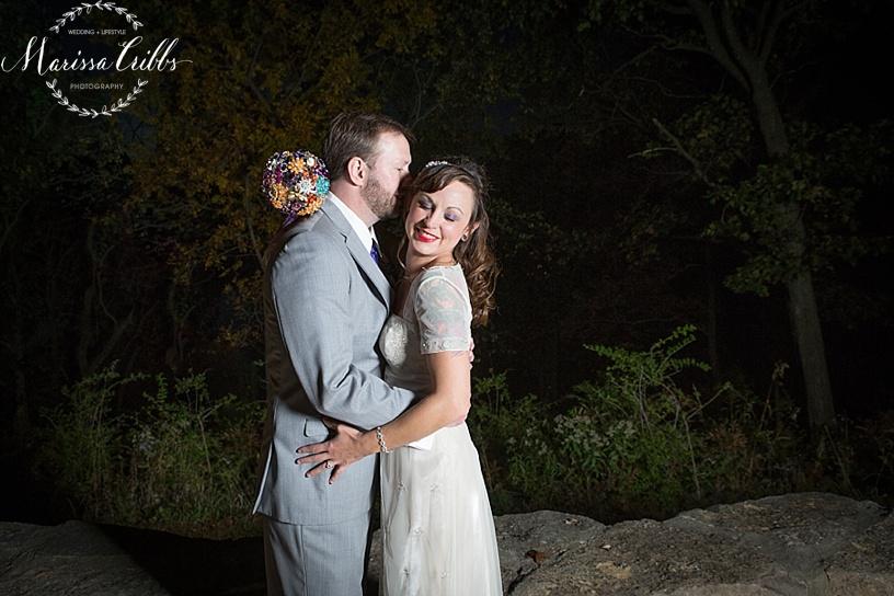 Bridal Portraits | KC Weddings | James P. Davis Hall