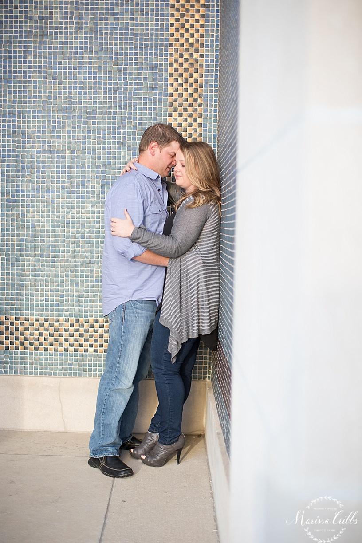 Liberty Memorial Engagement Photos | Marissa Cribbs Photography | Kansas City Engagement Photos