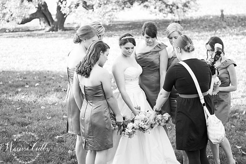 KC Weddings | Behind The Scenes | Marissa Cribbs Photography