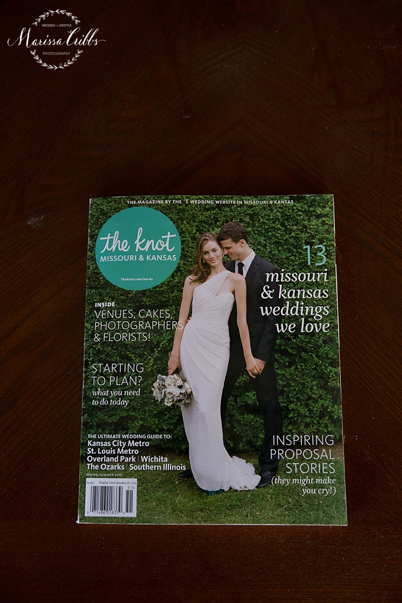 The Knot Missouri / Kansas Spring / Summer 2015 Issue | Marissa Cribbs Photography | Charlotte Photography | Mildale Farm | KC Wedding Photography