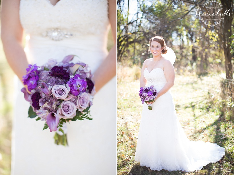 Bridal Photos | KC Wedding Photography | Marissa Cribbs Photography