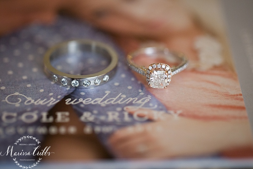 Wedding Invitations | Wedding Rings | Marissa Cribbs Photography