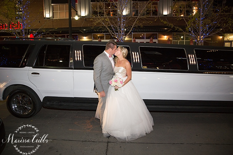 Downtown KC | Wedding Photos | Bride and Groom Photos | Marissa Cribbs Photography | KC Weddings | KC Wedding Photographer