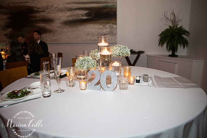 Tablescape | The Gallery Event Space | KC Weddings | KC wedding Photographer | Marissa Cribbs Photography