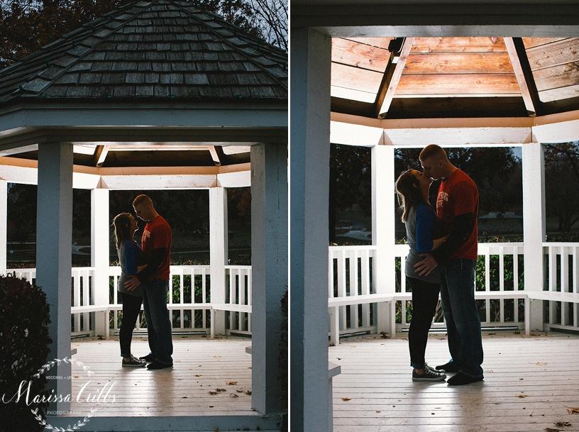 Kansas City Engagement Session | Marissa Cribbs Photography