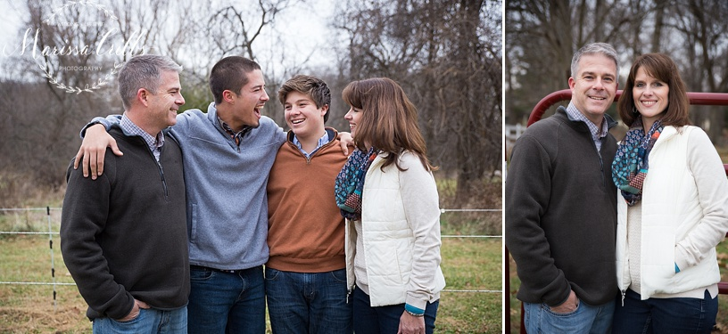 Family Photos | Midland Holiday Pines | Marissa Cribbs Photography