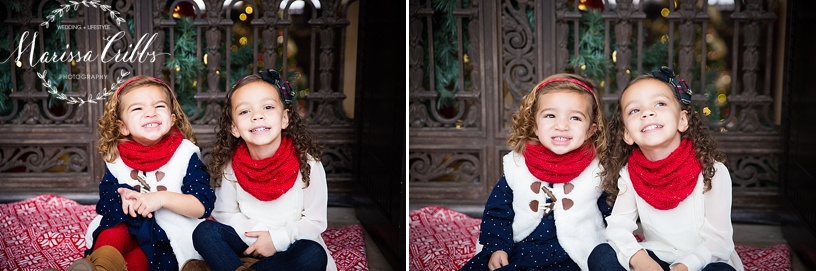 KC Christmas Photos | Marissa Cribbs Photography