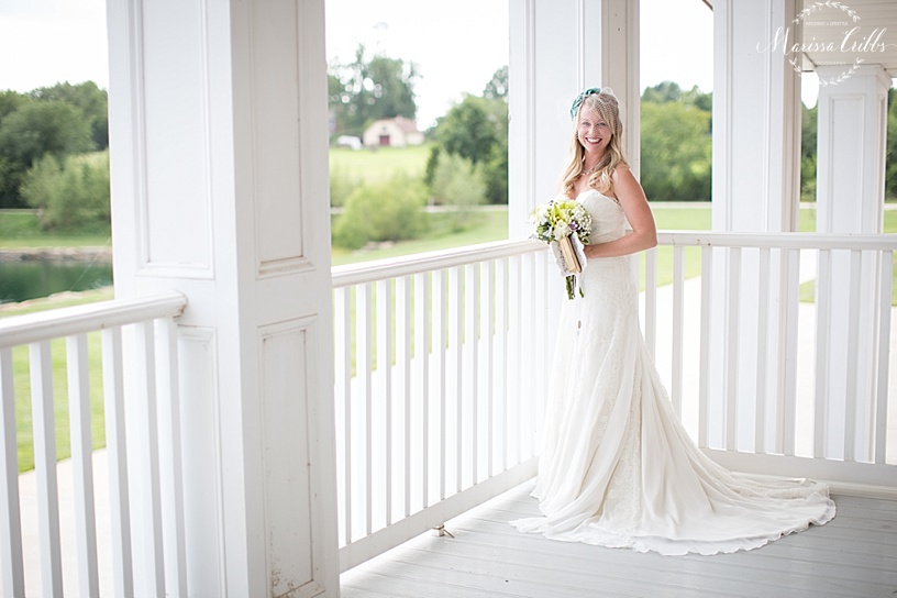 Peeper Ranch Weddings Lenexa, KS | Marissa Cribbs Photography | KC Wedding Photographer