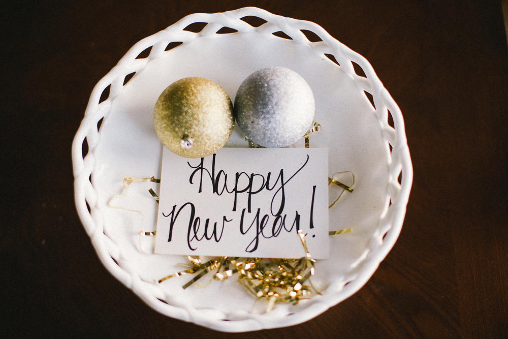 New Year's Goals | Marissa Cribbs Photography | KC Photographer