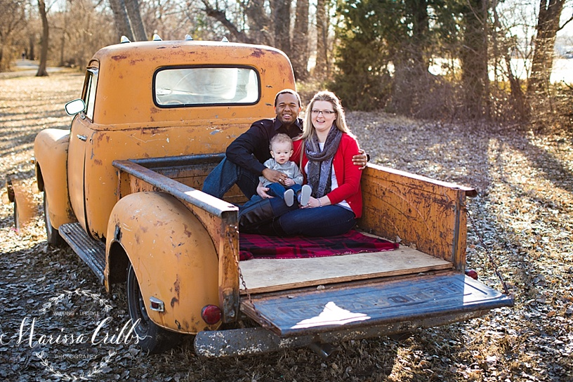 Wichita Family Photos | Wichita Family Session | Memories Park | Sedgwick County Park | Marissa Cribbs Photography