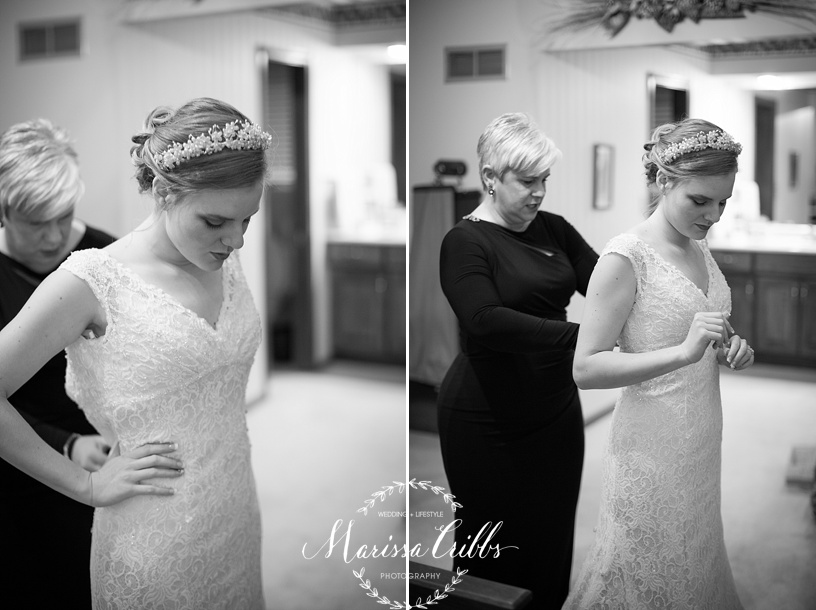 KC Wedding Photographer | Marissa Cribbs Photography