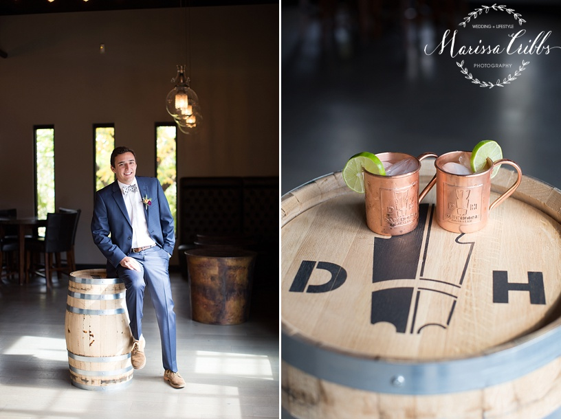 Dark Horse Distillery Weddings | Kansas City Wedding Photographer_0222.jpg