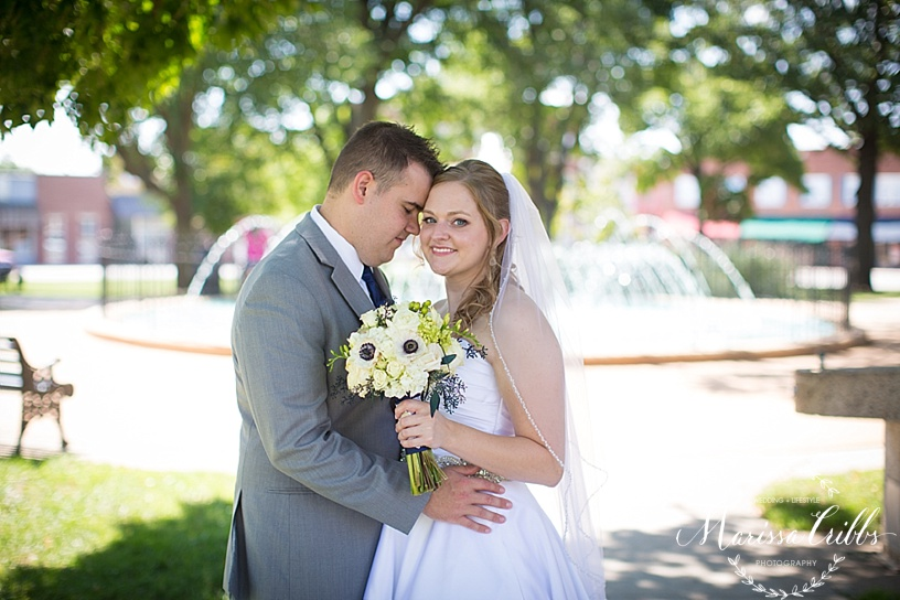 Town Square Paola Wedding| KC Wedding Photographer| Marissa Cribbs Photography | KC Photographer_0955.jpg