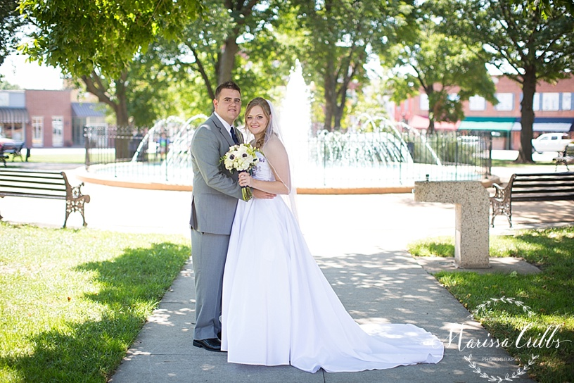 Town Square Paola Wedding| KC Wedding Photographer| Marissa Cribbs Photography | KC Photographer_0954.jpg