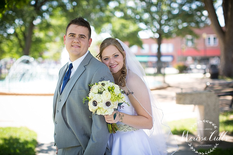 Town Square Paola Wedding| KC Wedding Photographer| Marissa Cribbs Photography | KC Photographer_0956.jpg