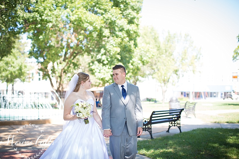 Town Square Paola Wedding| KC Wedding Photographer| Marissa Cribbs Photography | KC Photographer_0961.jpg