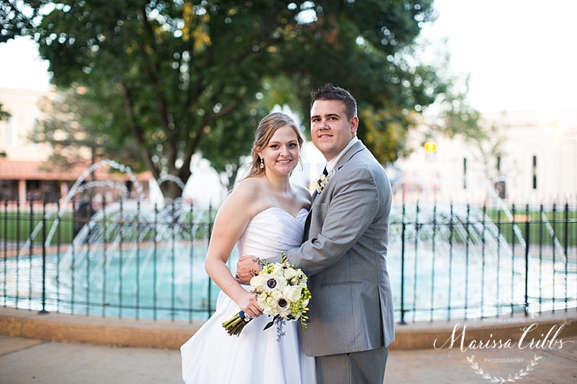Town Square Paola Wedding| KC Wedding Photographer| Marissa Cribbs Photography | KC Photographer_0964.jpg