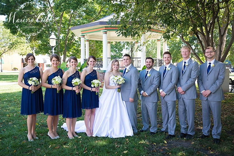 Town Square Paola Wedding| KC Wedding Photographer| Marissa Cribbs Photography | KC Photographer_0966.jpg